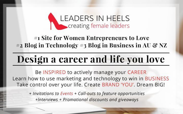 Welcome to Leaders in Heels