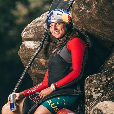 Slalom Canoeist Jess Fox