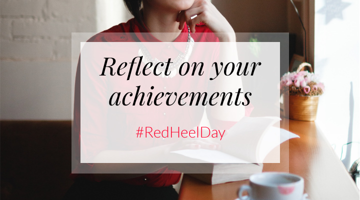 1 Red Heel Day