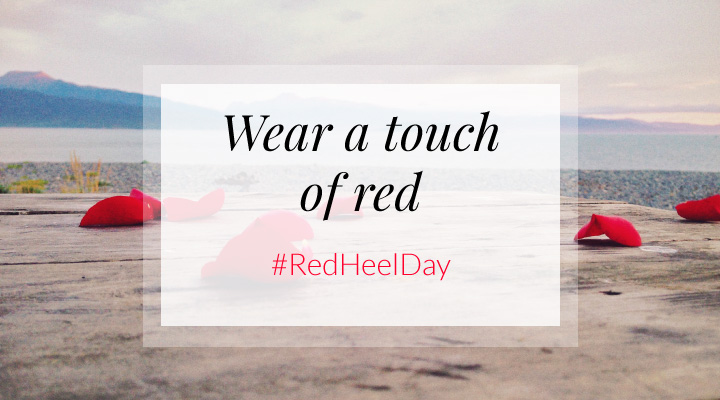 4 Red Heel Day