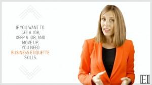 business etiquette kara ronin