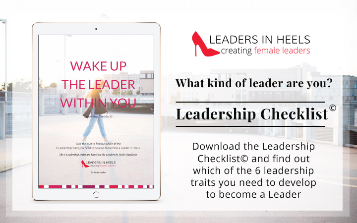 Welcome to Leaders in Heels