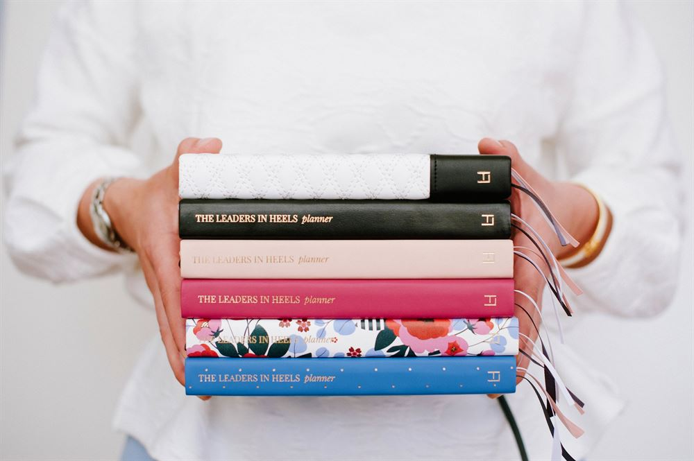 Inspirational stationery, planners and journals for women