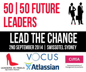 50|50 Future Leaders