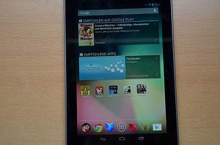 Google Nexus 7 - Image Source: Domenic K.