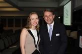 Kasia Gospos, Andrew Stevens (Former IBM MD)