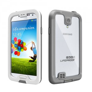 LifeProof cases for Apple and Samsung