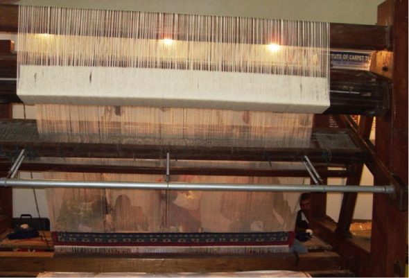 Sustainable Fashion Traditional Handicraft Loom