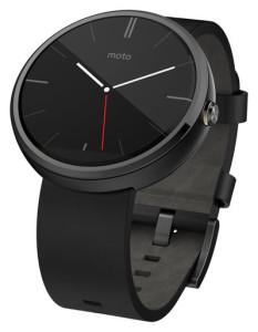 Moto 360 Dynamic Black