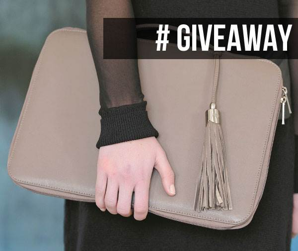 Truffle Laptop Sleeve  giveaway