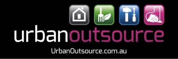UrbanOutsource logo w URL
