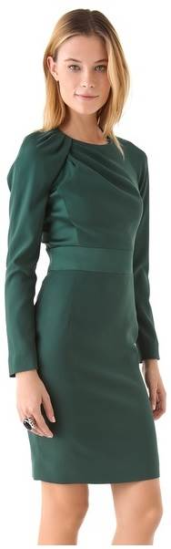 VIKTOR & ROLF Long Sleeve Sheath Dress, Shopbop $1160