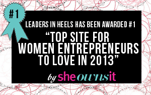 Winner Top Sites for Women Entrepreneurs to Love 2013