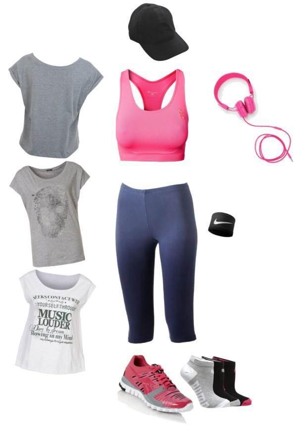 Workin' it in your workout wear!