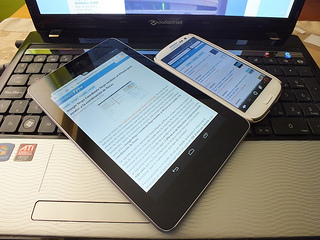tablet-smartphone